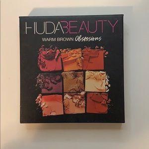 HUDA Beauty Warm Brown Obsessions